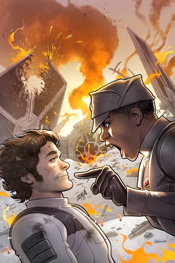 Star Wars Han Solo Imperial Cadet (2018) #1