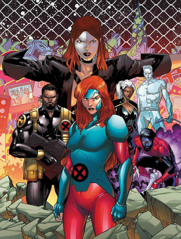 Typhoid Fever X-Men (2018) #1