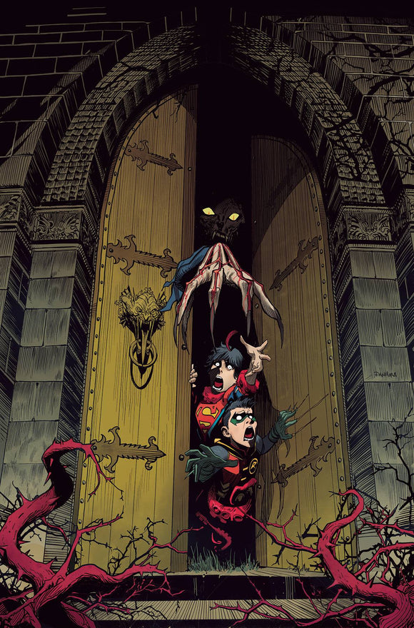 Adventures of the Super Sons (2018) #4