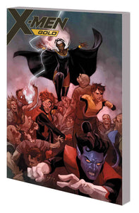 X-Men Gold TP Volume 7 (Godwar)