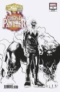 Infinity Wars Ghost Panther (2018) #1 (1:10 RAMOS DESIGN  VAR)