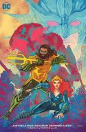 JUSTICE LEAGUE AQUAMAN DROWNED EARTH #1 VAR ED
