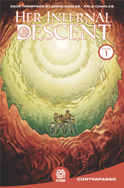 Her Infernal Descent TP Volume 1 (Contrapasso)