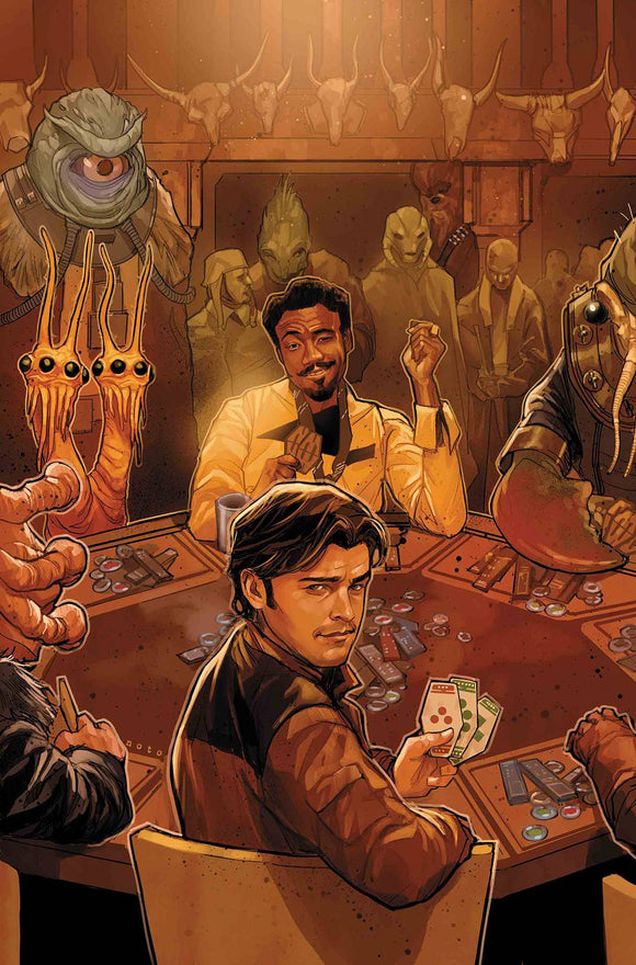 Star Wars Solo Adaptation (2018) #3