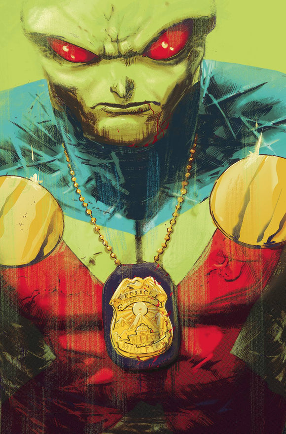 Martian Manhunter (2018) #1
