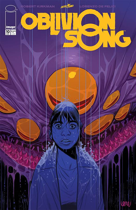 Oblivion Song by Kirkman & De Felici (2018) #10