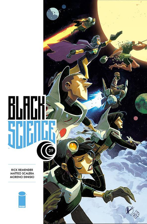Black Science (2013) #39 (CVR A SCALERA)