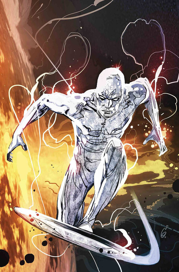 Defenders Silver Surfer (2018) #1