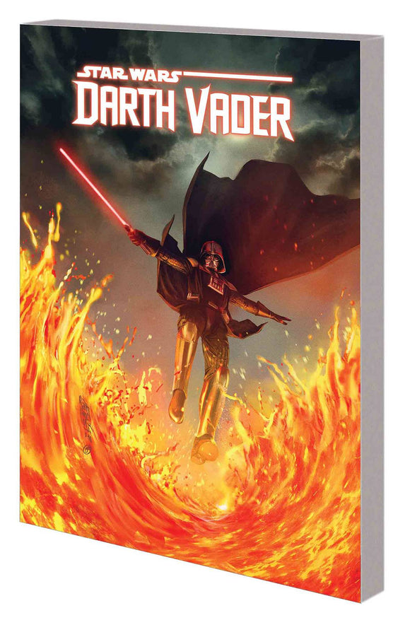 Star Wars Darth Vader Dark Lord of the Sith TP Volume 4 (BLACK FORTRESS)