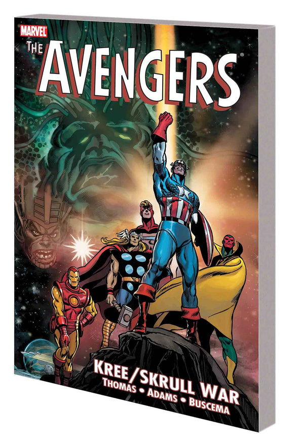 Avengers: The Kree/Skrull War TP