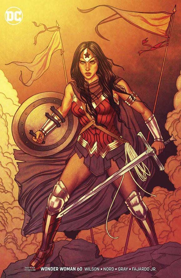 Wonder Woman (2016) #60 (VARIANT ED)
