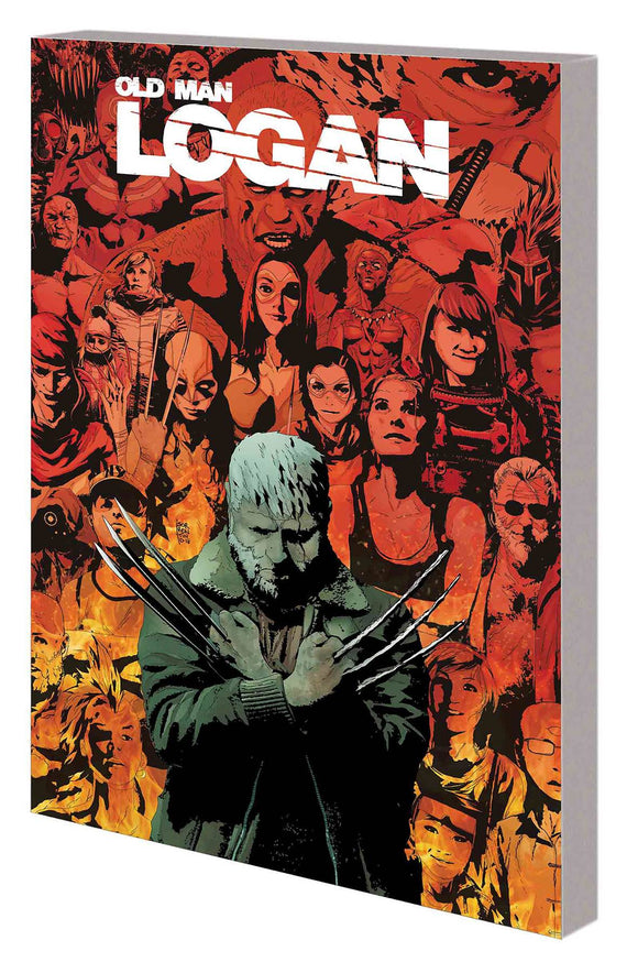 Old Man Logan TP Volume 10 (END OF WORLD)