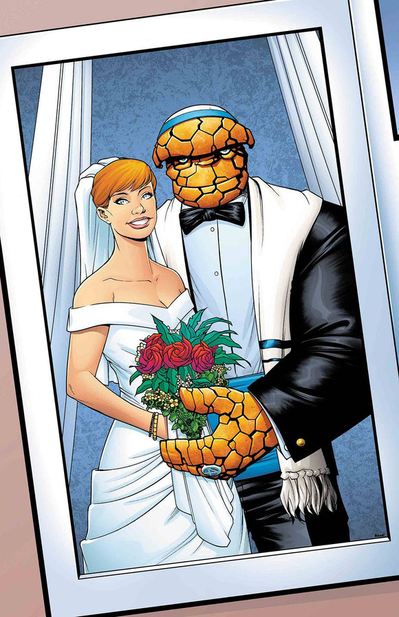 Fantastic Four Wedding Special (2018) #1 (MCKONE VARIANT)