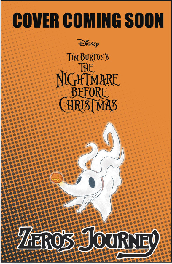 Nightmare Before Christmas Zeros Journey (2018) #6