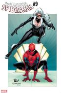 Amazing Spider-Man (2018) #9 (WEIRINGO BLACK CAT VARIANT)