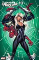Amazing Spider-Man (2018) #10 (JSC BLACK CAT VARIANT)