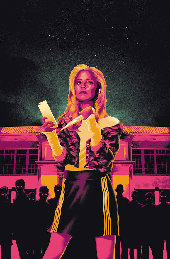 Buffy the Vampire Slayer (2019) #1 (Main)