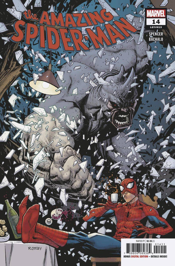 Amazing Spider-Man (2018) #14