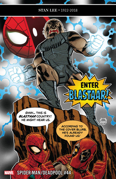 Spider-Man Deadpool (2016) #44