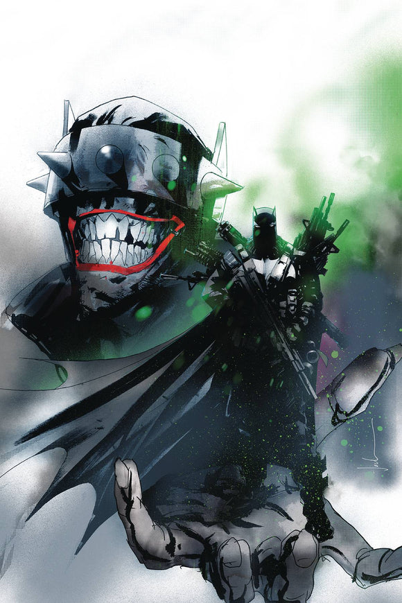 Batman Who Laughs (2018) #2
