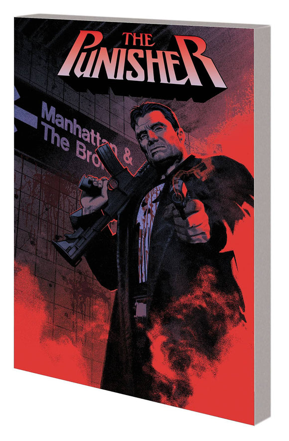 PUNISHER TP VOL 01 (WORLD WAR FRANK)