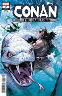 Conan the Barbarian (2018) #2 (Lupacchino Variant)