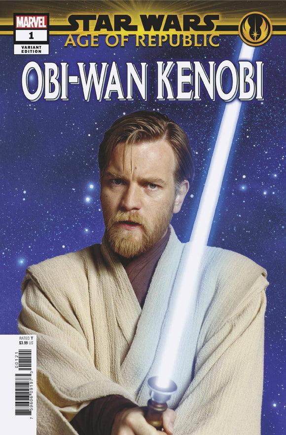 Star Wars Age of Rebellion Obi-Wan Kenobi (2019) #1 (1:10 Movie Variant)