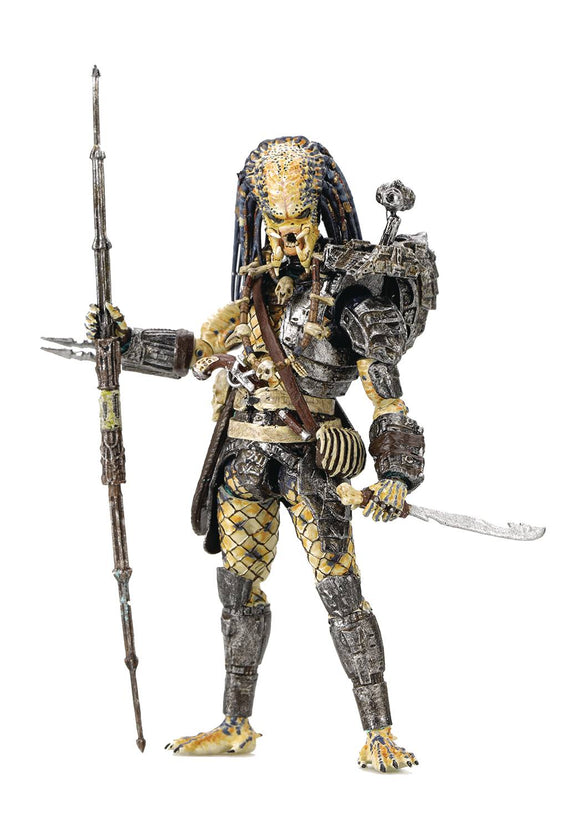 PREDATOR 2 ELDER PREDATOR PX 1/18 SCALE FIG