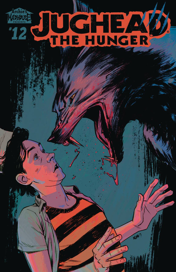 Jughead The Hunger (2017) #12 (COVER A GORHAM)