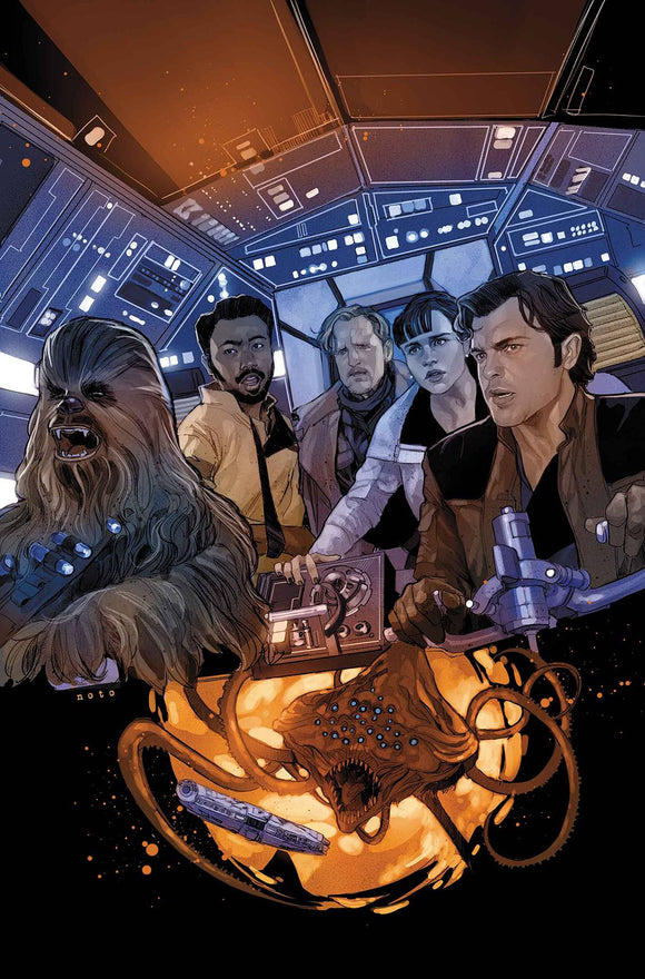 Star Wars Solo Adaptation (2018) #5