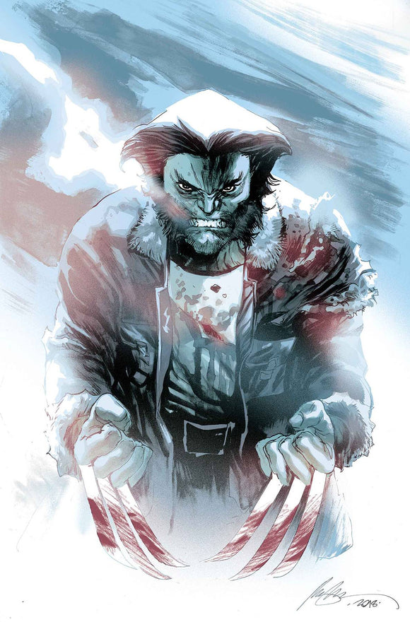 Wolverine Long Night Adaptation (2019) #2