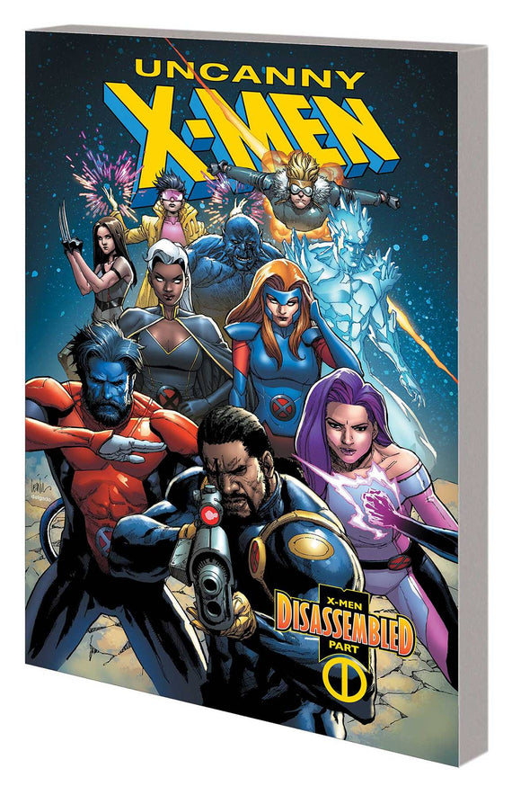 Uncanny X-Men TP Volume 1 (X-MEN DISASSEMBLED)