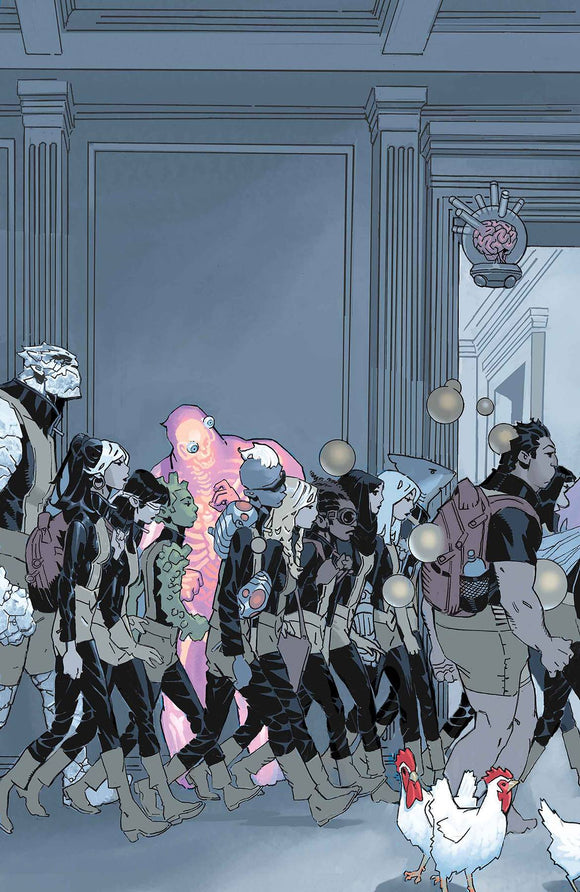 Age of X-Man Nextgen (2019) #1