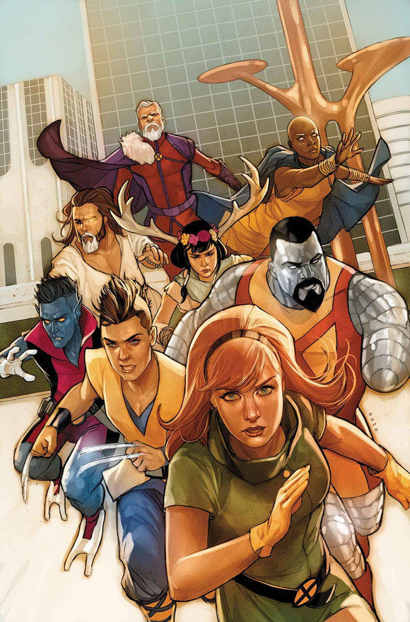 Age of X-Man Marvelous X-Men (2019) #1