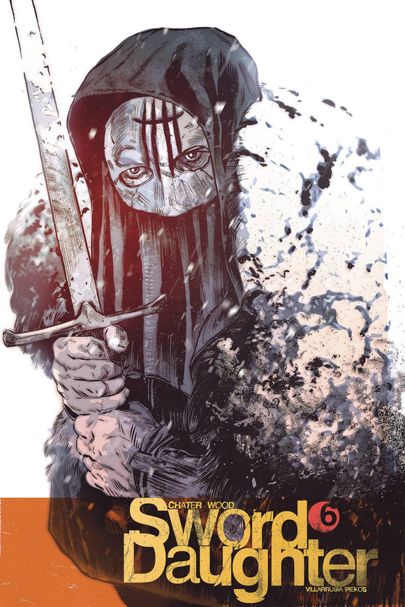 Sword Daughter (2018) #6 (COVER B CHATER)