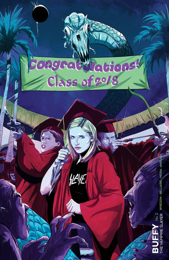 Buffy the Vampire Slayer (2019) #2 (PREORDER INZANA VAR)