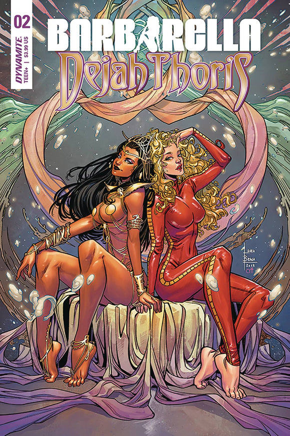 Barbarella Dejah Thoris (2019) #2 (COVER A BRAGA)