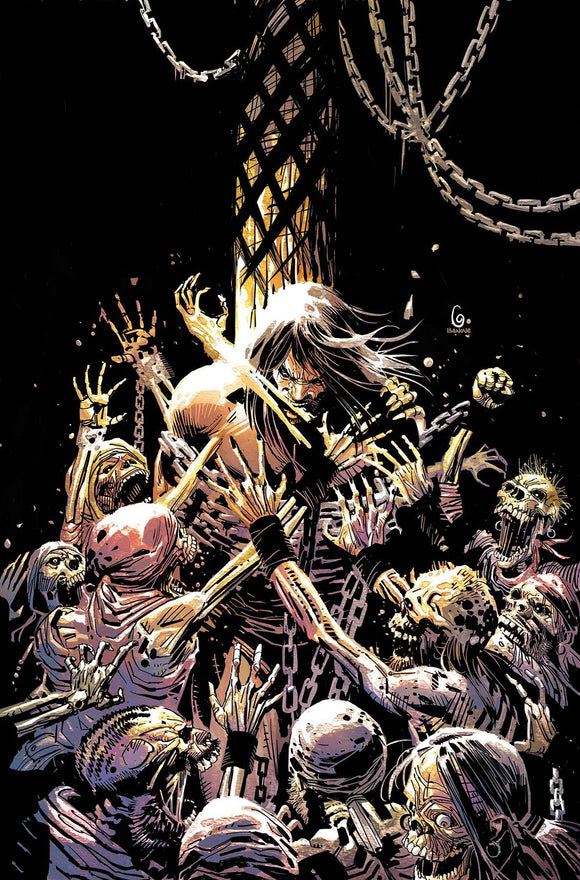 Savage Sword of Conan (2019) #1 (1:25 GARNEY VAR)