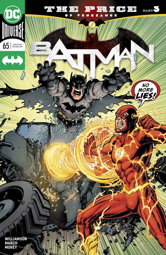 Batman (2016) #65 (THE PRICE)