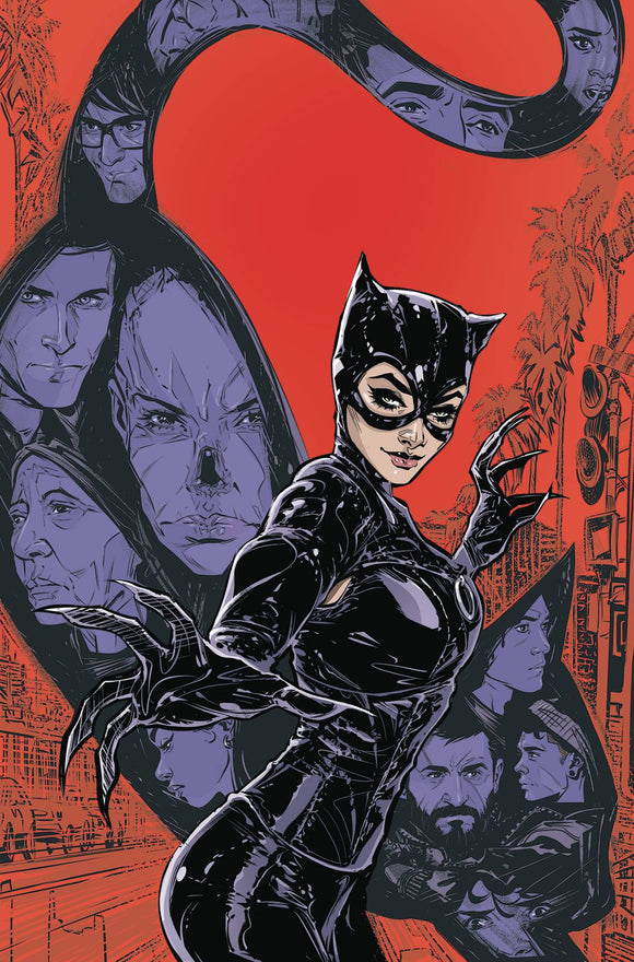 Catwoman (2018) #8