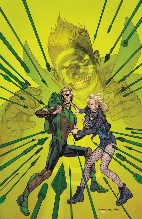 Green Arrow (2016) #49