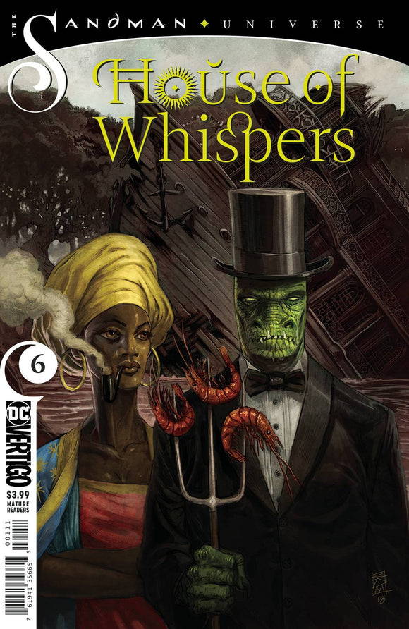 House of Whispers (2018) #6