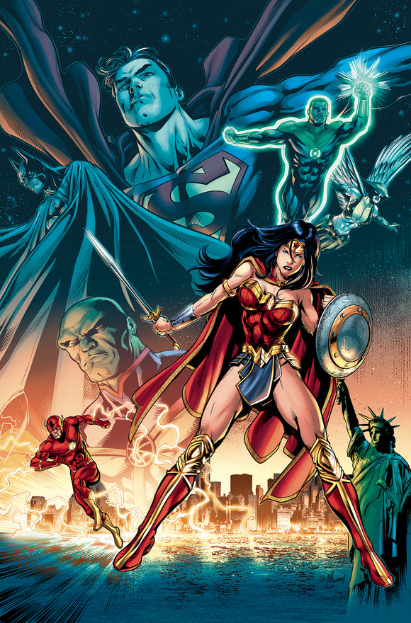 Justice League (2018) #18 (VAR ED)