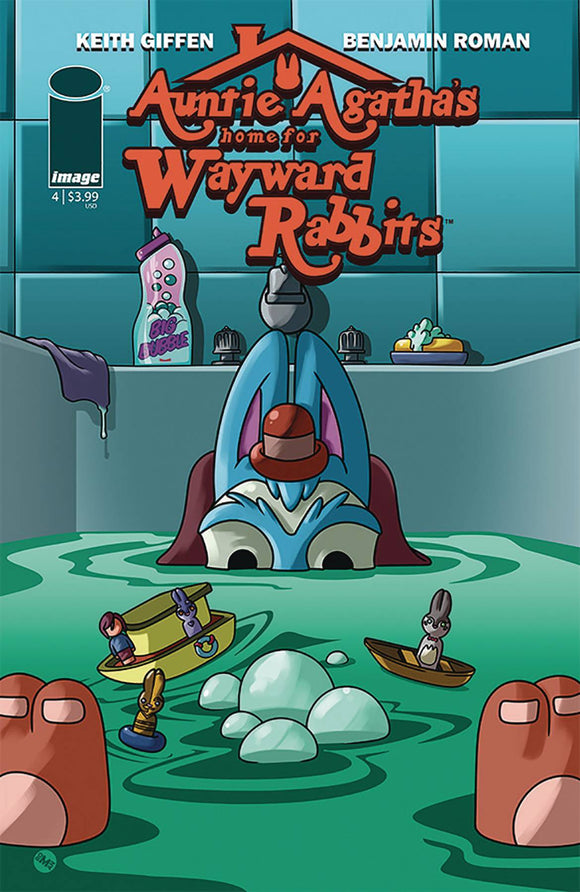 Auntie Agathas Home for Wayward Rabbits (2018) #4