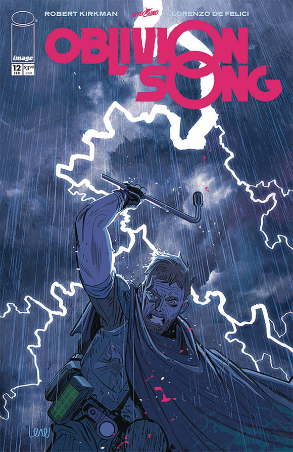 Oblivion Song by Kirkman & De Felici (2018) #12
