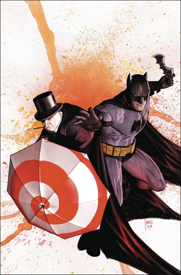 Batman TP Volume 9 (THE TYRANT WING)