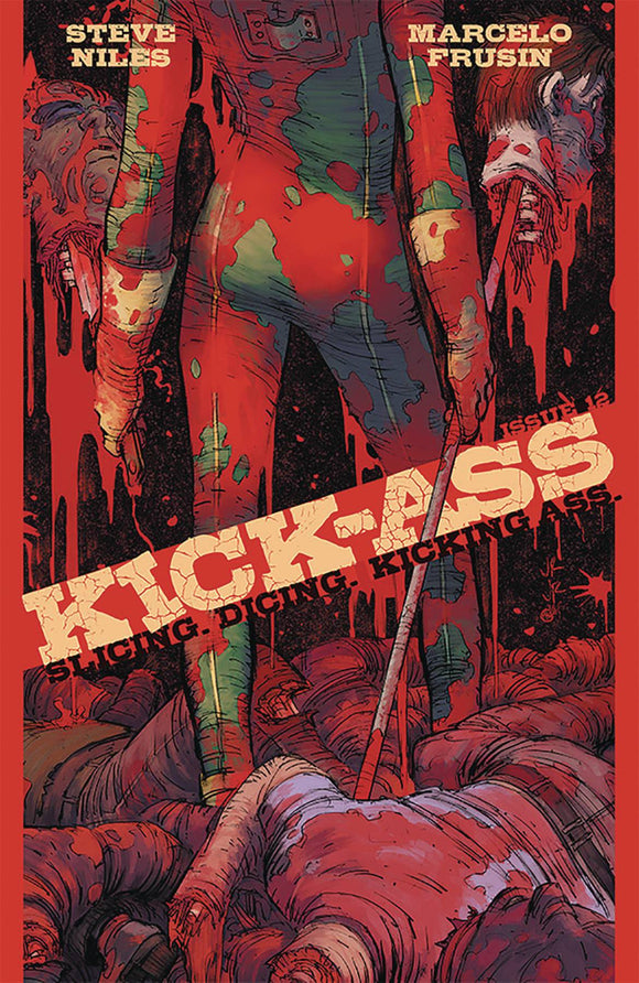 Kick-Ass (2018) #12 (COVER D ROMITA JR)