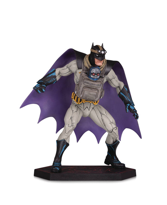 DARK KNIGHTS METAL BATMAN & DARKSEID BABY STATUE