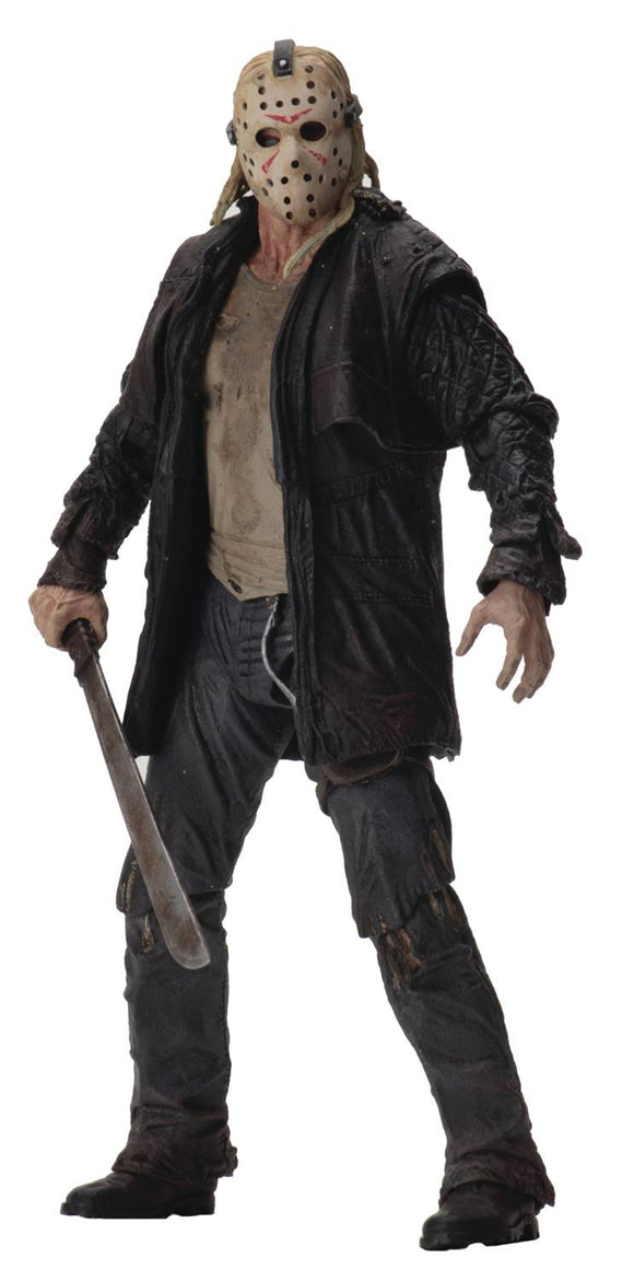 Friday the 13th Ultimate 2009 Jason Voorhees 7-Inch Action Figure