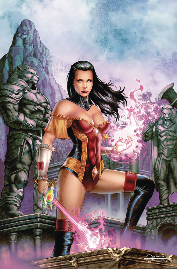 Grimm Fairy Tales (2016) #26 (COVER A VIGONTE)